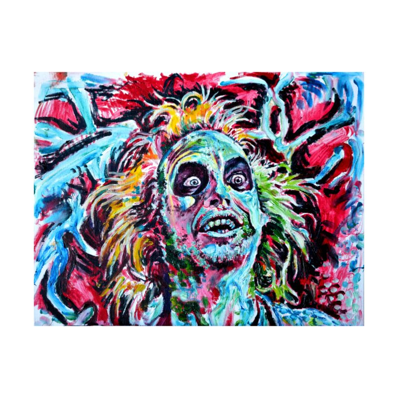 beetlejuice by paintings by Seamus Wray