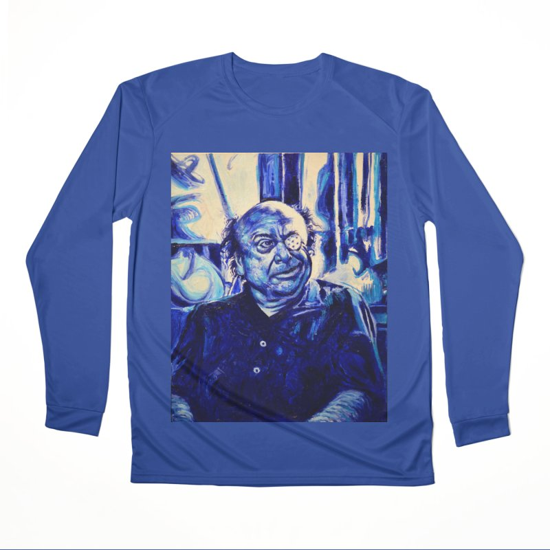 cracker eye Men's Performance Longsleeve T-Shirt by paintings by Seamus Wray
