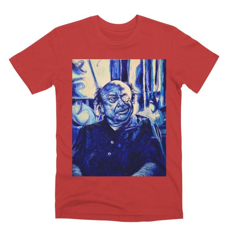 cracker eye Men's Premium T-Shirt by paintings by Seamus Wray