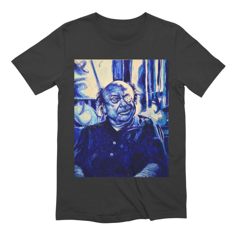 cracker eye Men's Extra Soft T-Shirt by paintings by Seamus Wray