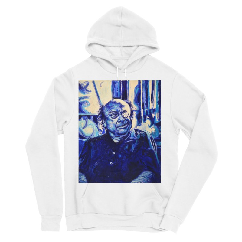 cracker eye Men's Sponge Fleece Pullover Hoody by paintings by Seamus Wray