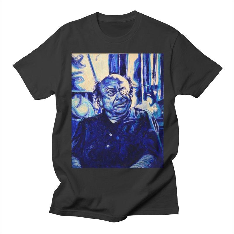 cracker eye Men's Regular T-Shirt by paintings by Seamus Wray