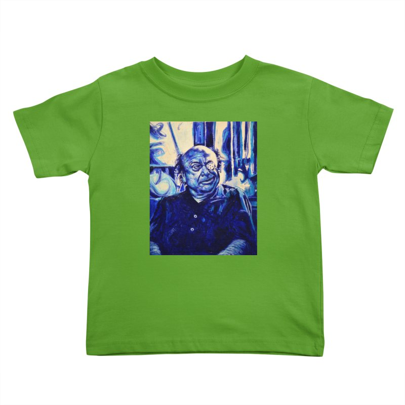 cracker eye Kids Toddler T-Shirt by paintings by Seamus Wray