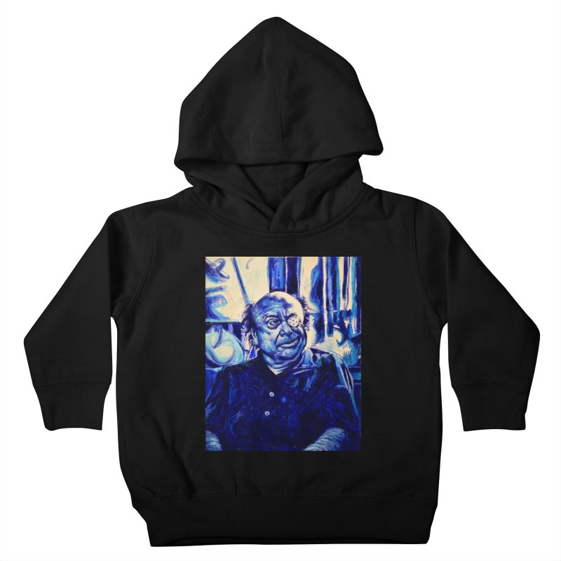 cracker eye Kids Toddler Pullover Hoody by paintings by Seamus Wray