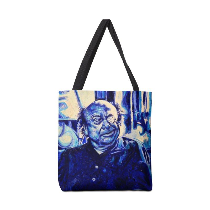 cracker eye Accessories Tote Bag Bag by paintings by Seamus Wray