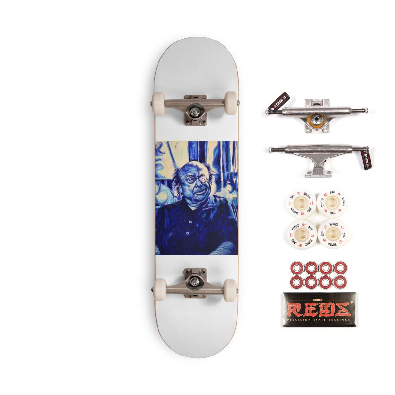 cracker eye Accessories Complete - Pro Skateboard by paintings by Seamus Wray