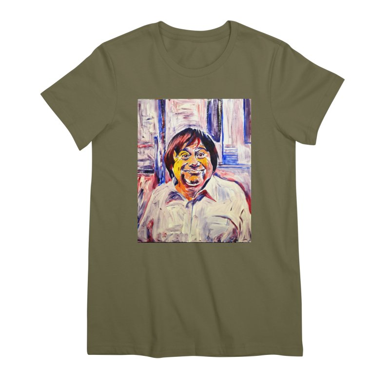 19 Women's Premium T-Shirt by paintings by Seamus Wray