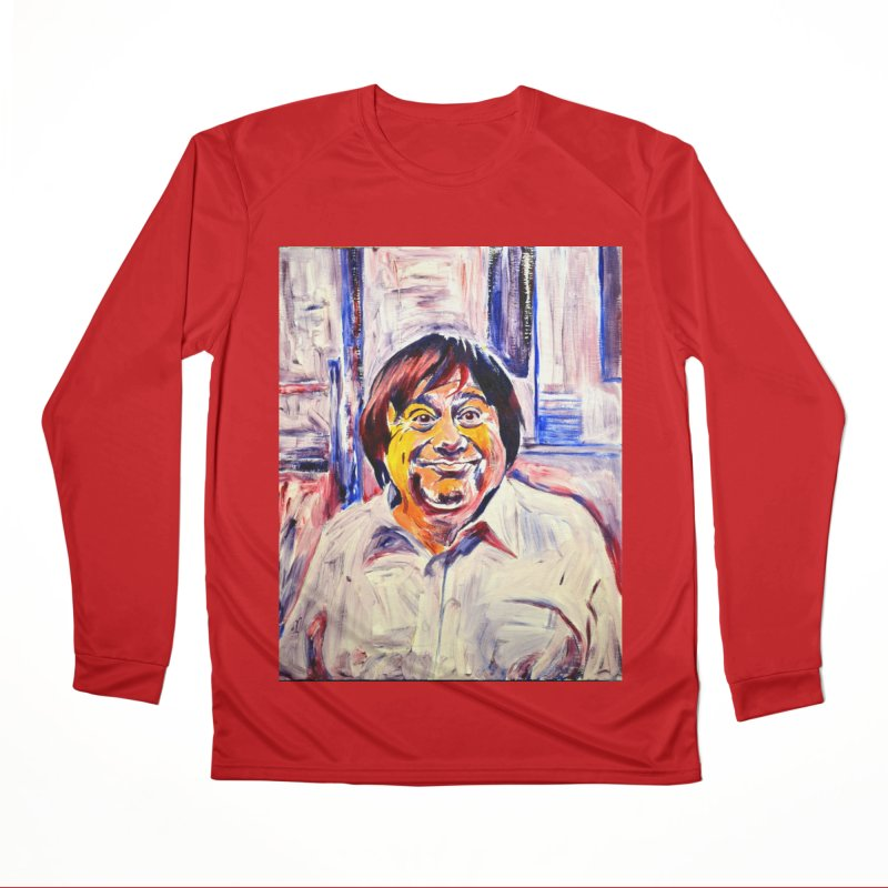 19 Men's Performance Longsleeve T-Shirt by paintings by Seamus Wray
