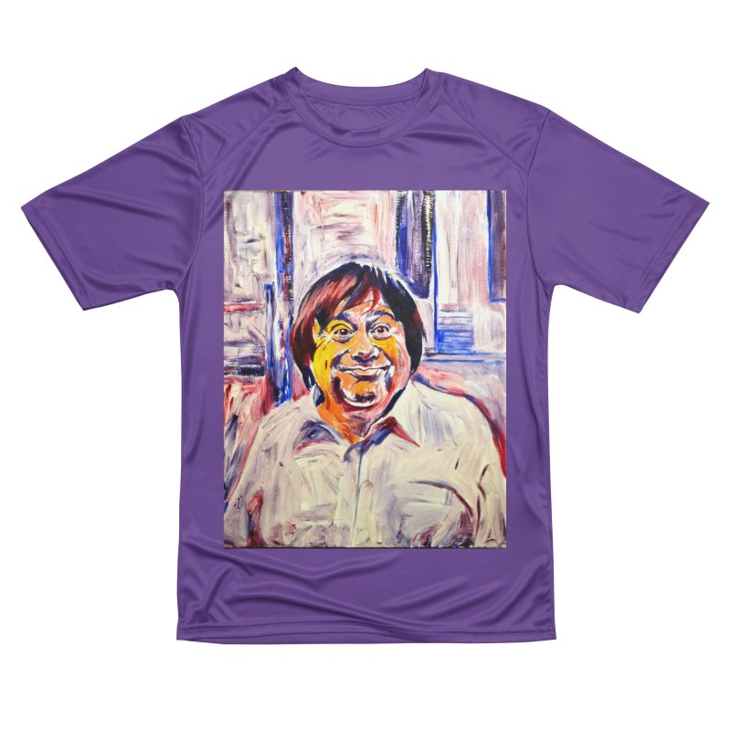 19 Men's Performance T-Shirt by paintings by Seamus Wray