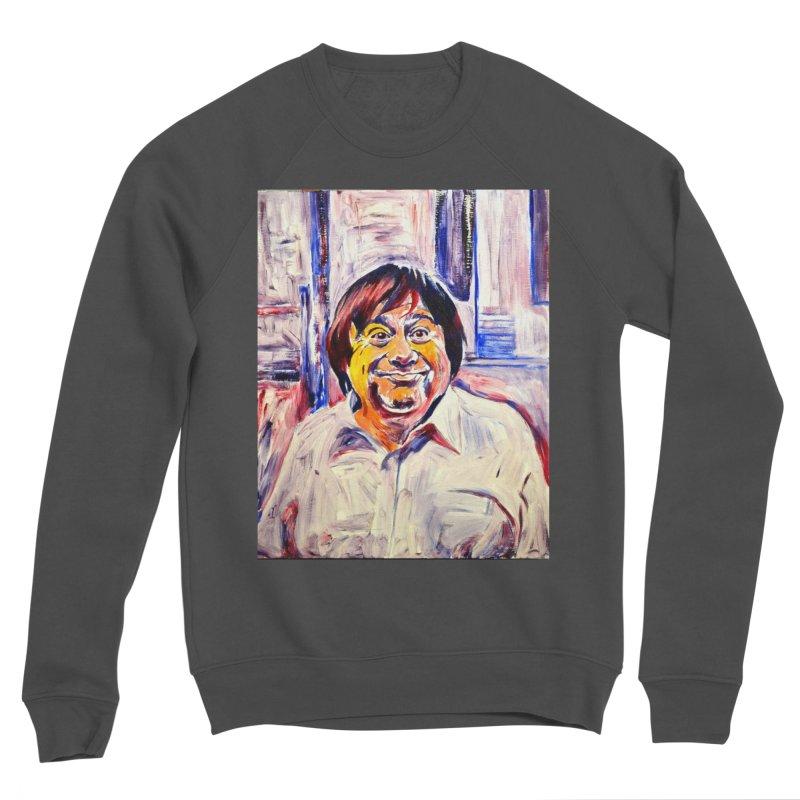 19 Women's Sponge Fleece Sweatshirt by paintings by Seamus Wray