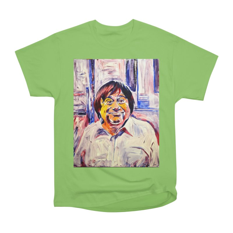 19 Men's Heavyweight T-Shirt by paintings by Seamus Wray