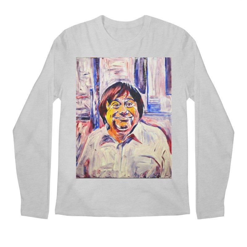 19 Men's Regular Longsleeve T-Shirt by paintings by Seamus Wray