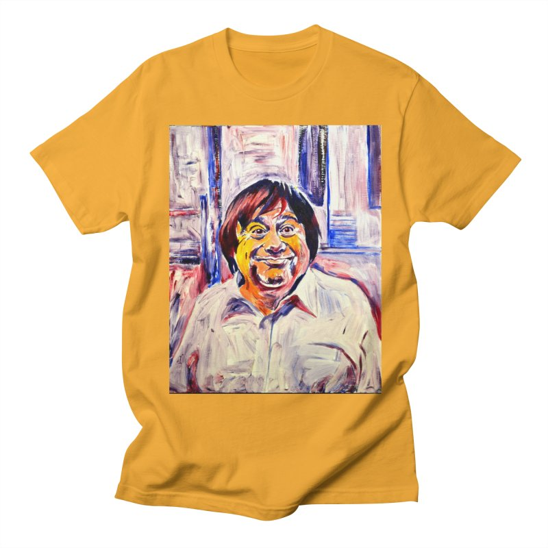 19 Women's Regular Unisex T-Shirt by paintings by Seamus Wray