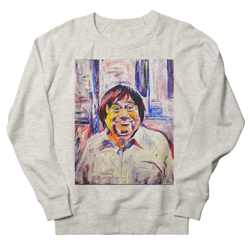 19 Men's French Terry Sweatshirt by paintings by Seamus Wray