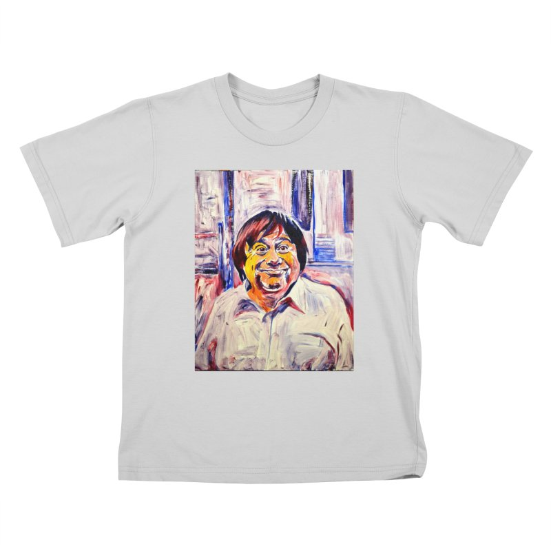 19 Kids T-Shirt by paintings by Seamus Wray