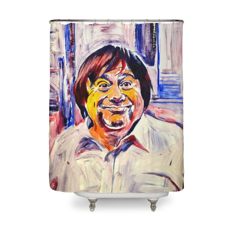 19 Home Shower Curtain by paintings by Seamus Wray