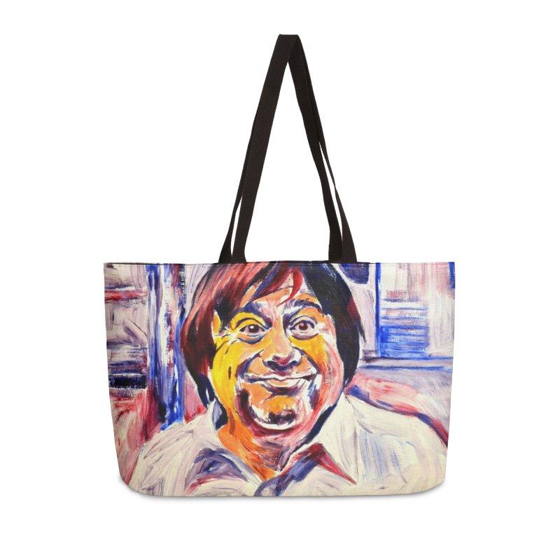 19 Accessories Weekender Bag Bag by paintings by Seamus Wray