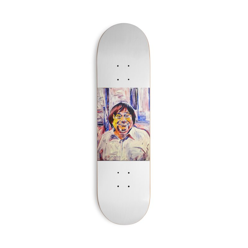 19 Accessories Deck Only Skateboard by paintings by Seamus Wray