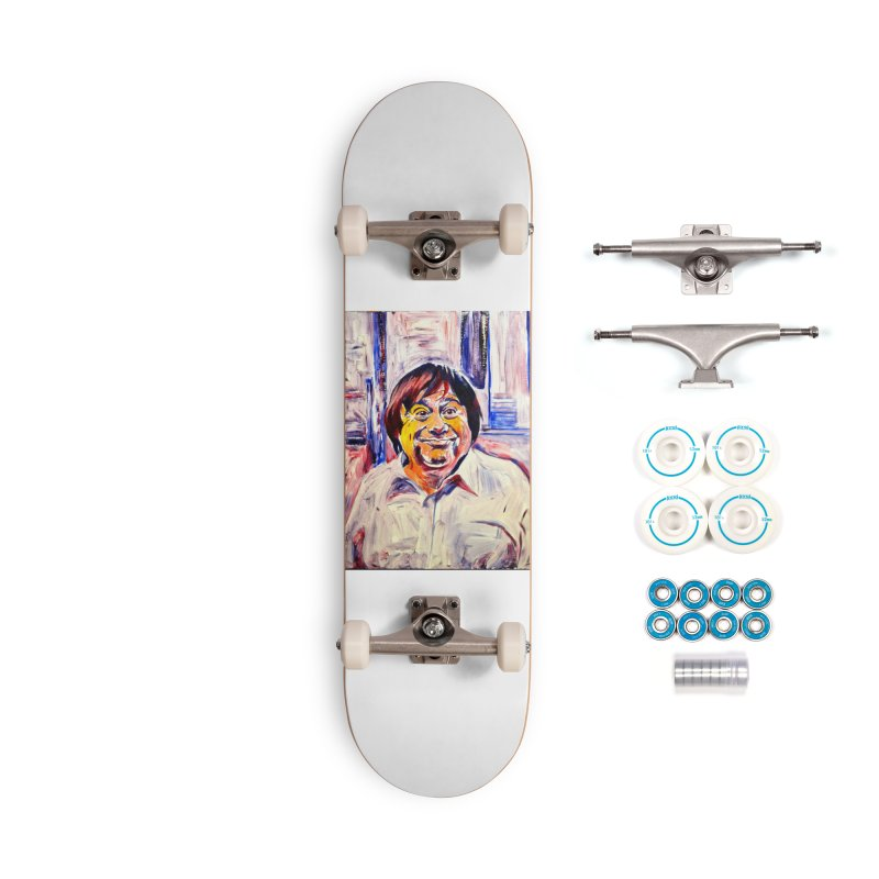 19 Accessories Complete - Basic Skateboard by paintings by Seamus Wray