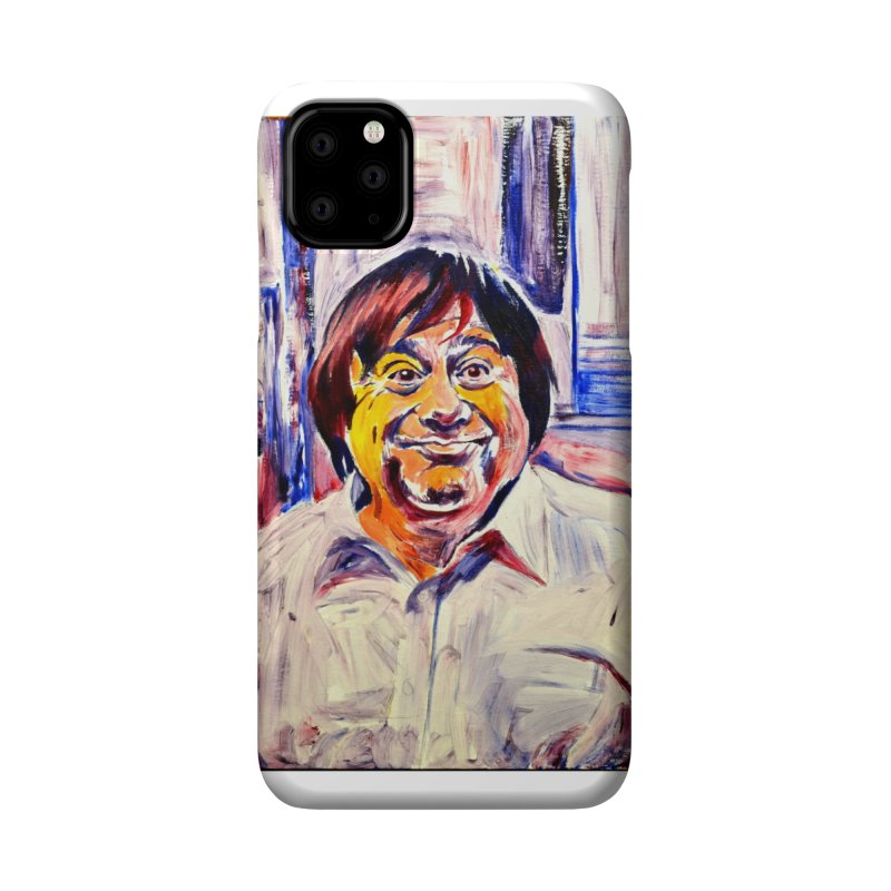 19 Accessories Phone Case by paintings by Seamus Wray