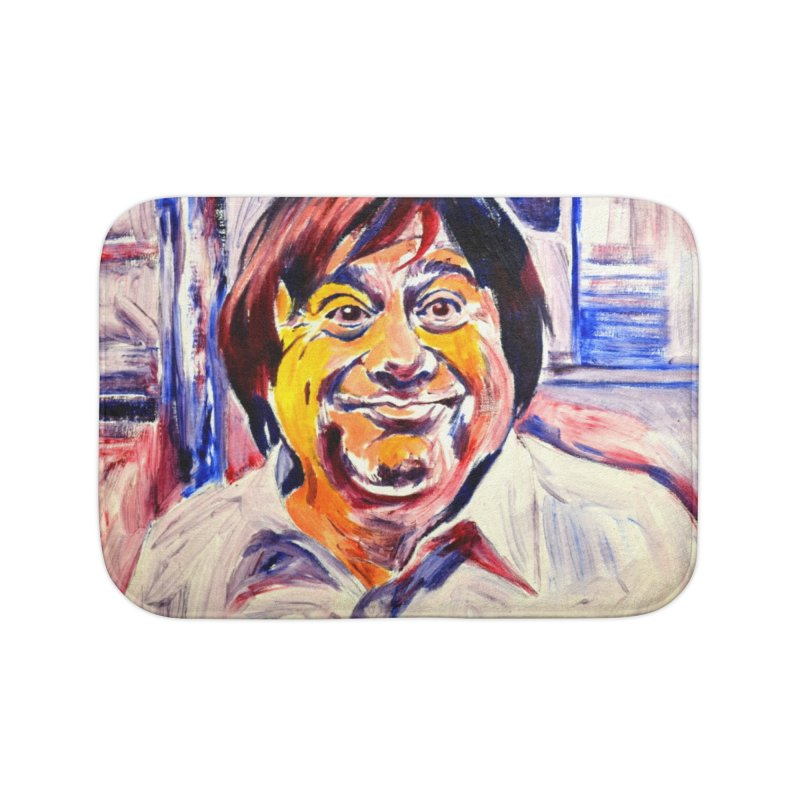 19 Home Bath Mat by paintings by Seamus Wray