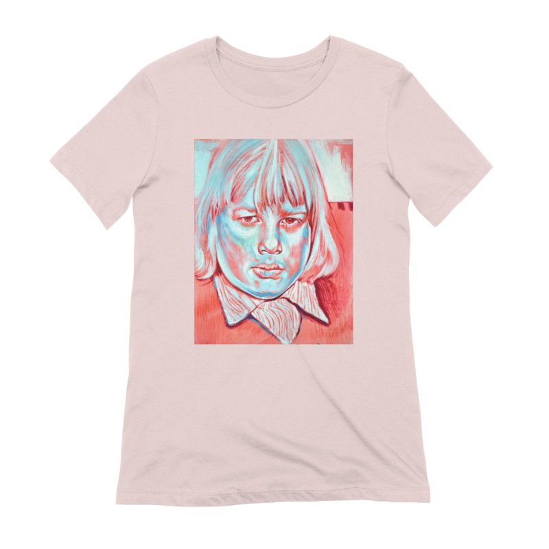 boris johnson Women's Extra Soft T-Shirt by paintings by Seamus Wray
