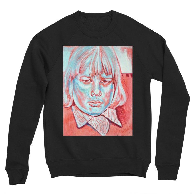 boris johnson Women's Sponge Fleece Sweatshirt by paintings by Seamus Wray