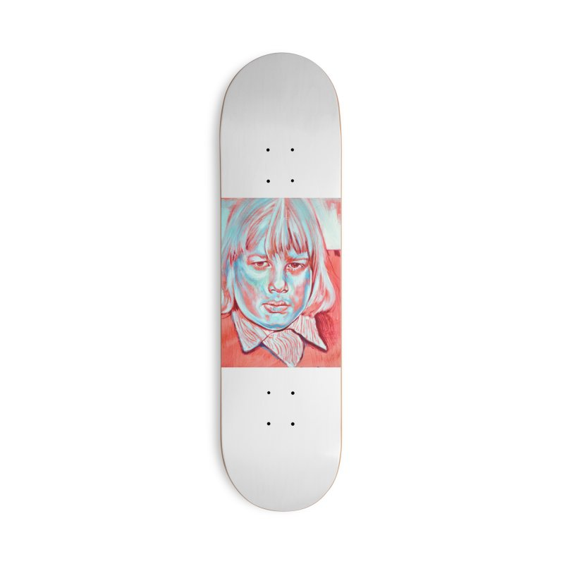 boris johnson Accessories Deck Only Skateboard by paintings by Seamus Wray