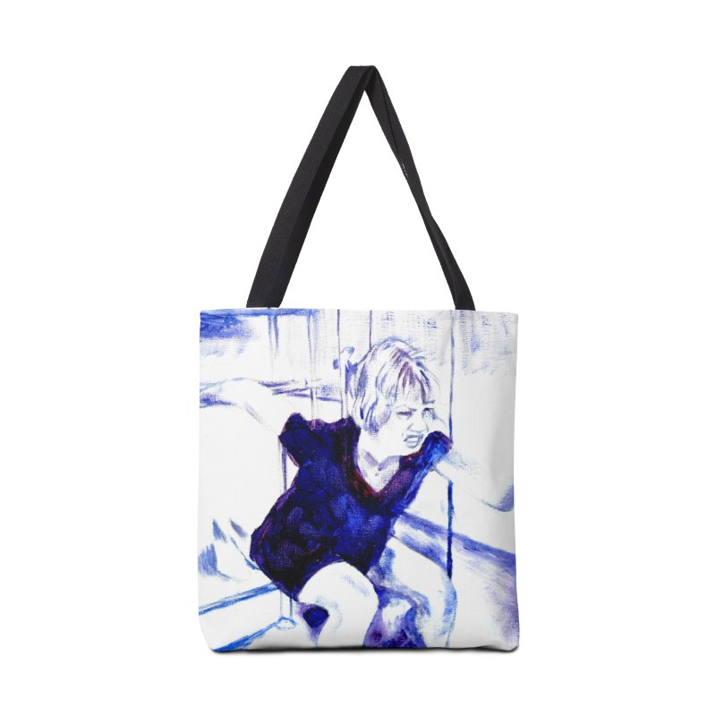 shoes Accessories Tote Bag Bag by paintings by Seamus Wray