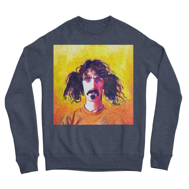 zappa Women's Sponge Fleece Sweatshirt by paintings by Seamus Wray