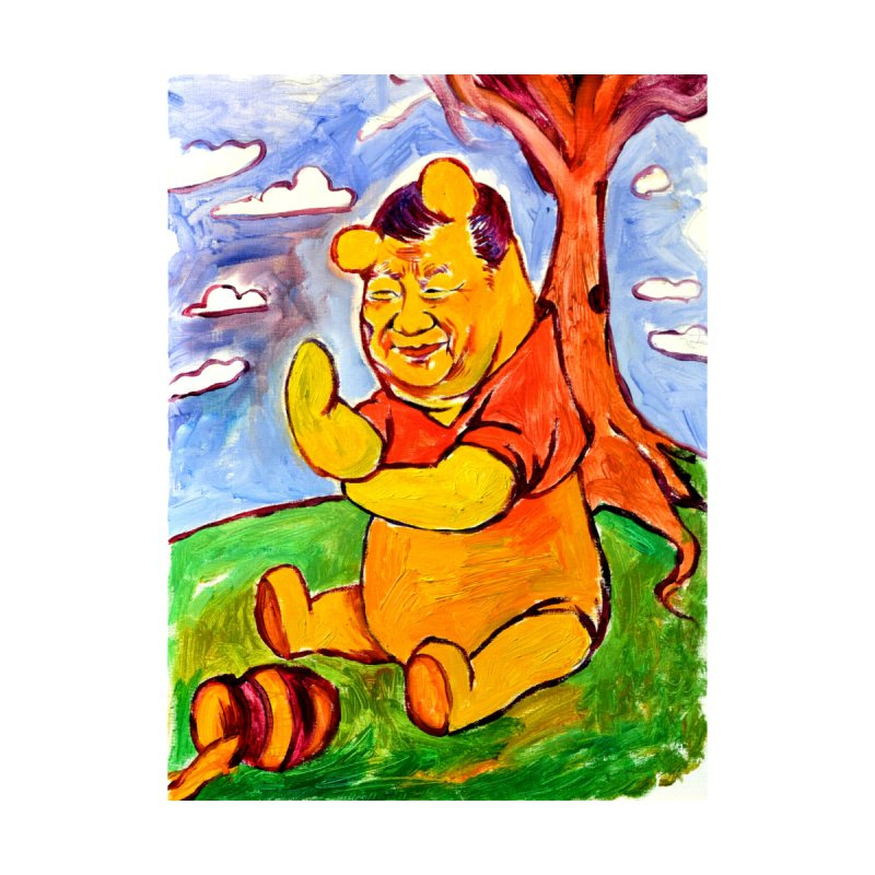 pooh by paintings by Seamus Wray