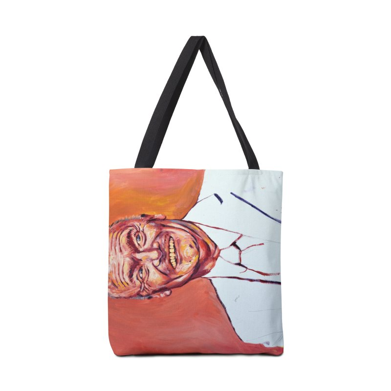creed Accessories Tote Bag Bag by paintings by Seamus Wray