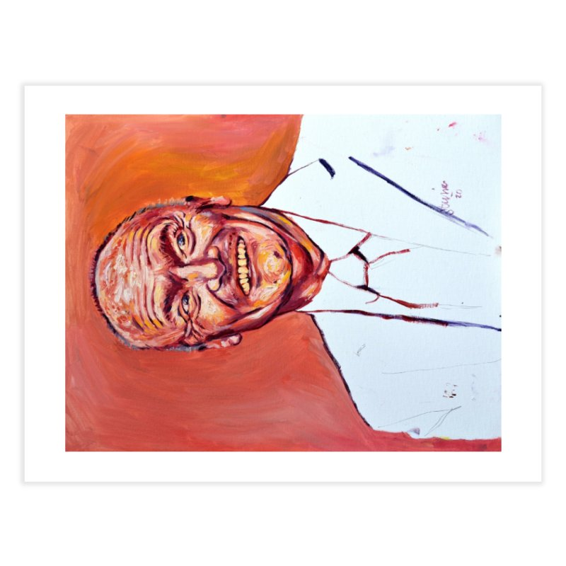 creed Home Fine Art Print by paintings by Seamus Wray
