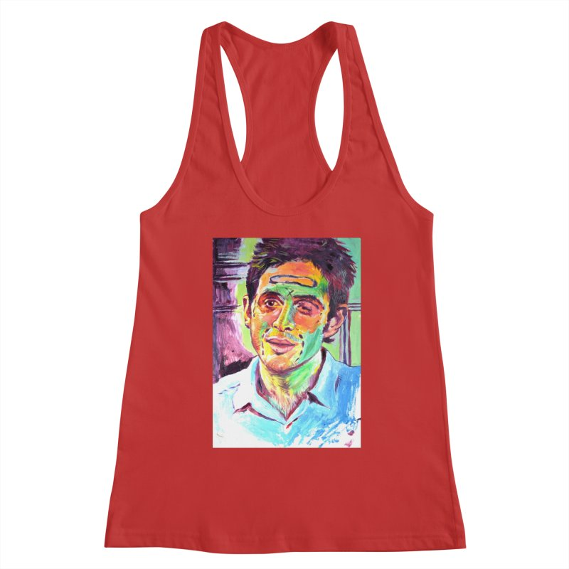 """injection Women's Racerback Tank by Art Prints by Seama available under """"Home"""""""
