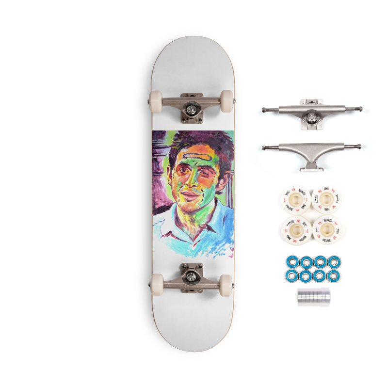 """injection Accessories Complete - Premium Skateboard by Art Prints by Seama available under """"Home"""""""