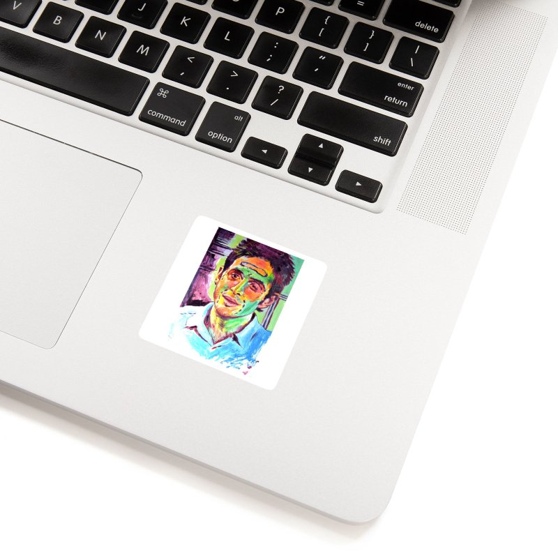 """injection Accessories Sticker by Art Prints by Seama available under """"Home"""""""