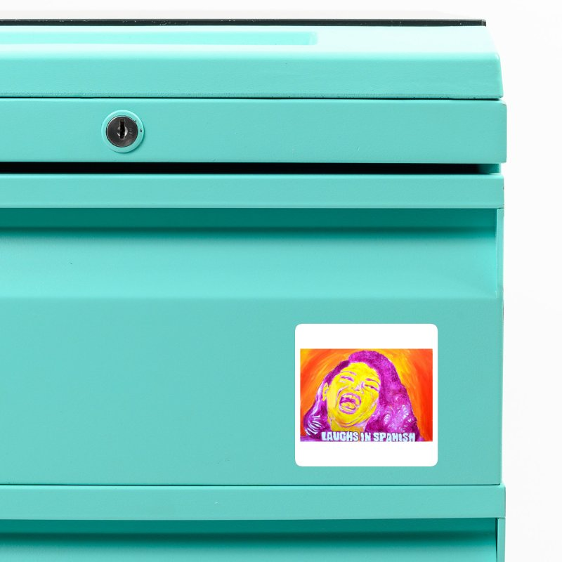 """laughs Accessories Magnet by Art Prints by Seama available under """"Home"""""""