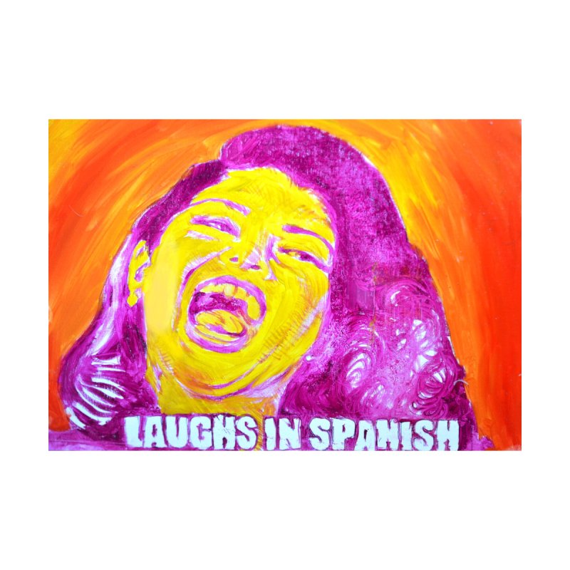 laughs by paintings by Seamus Wray