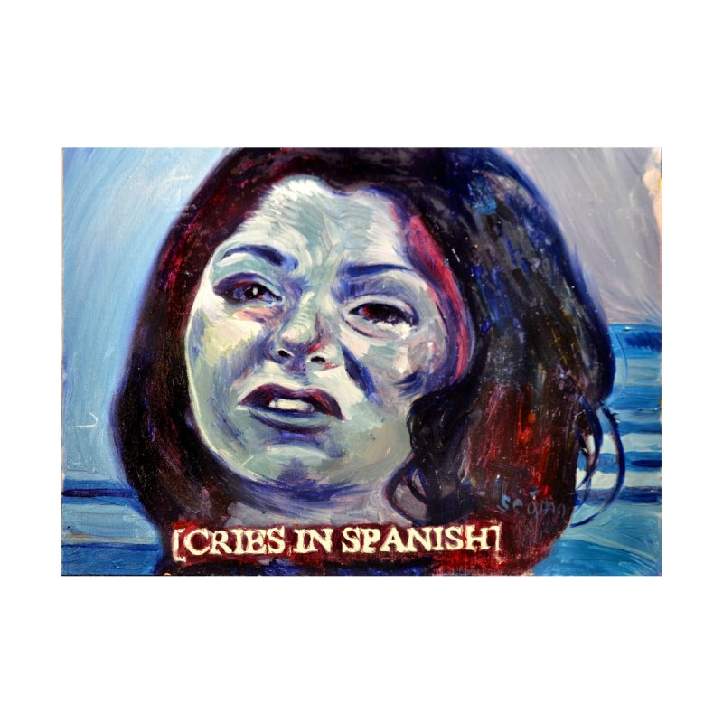 """cries by Art Prints by Seama available under """"Home"""""""