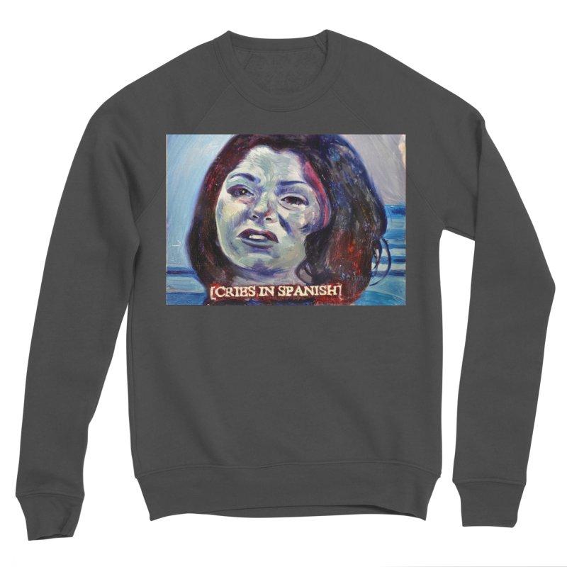"cries Women's Sponge Fleece Sweatshirt by Art Prints by Seama available under ""Home"""