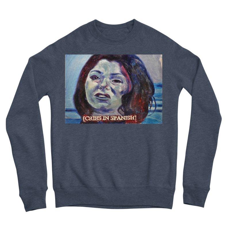 "cries Men's Sponge Fleece Sweatshirt by Art Prints by Seama available under ""Home"""
