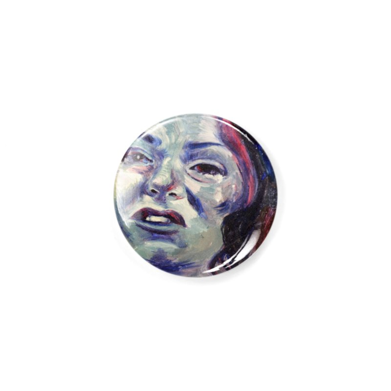 """cries Accessories Button by Art Prints by Seama available under """"Home"""""""