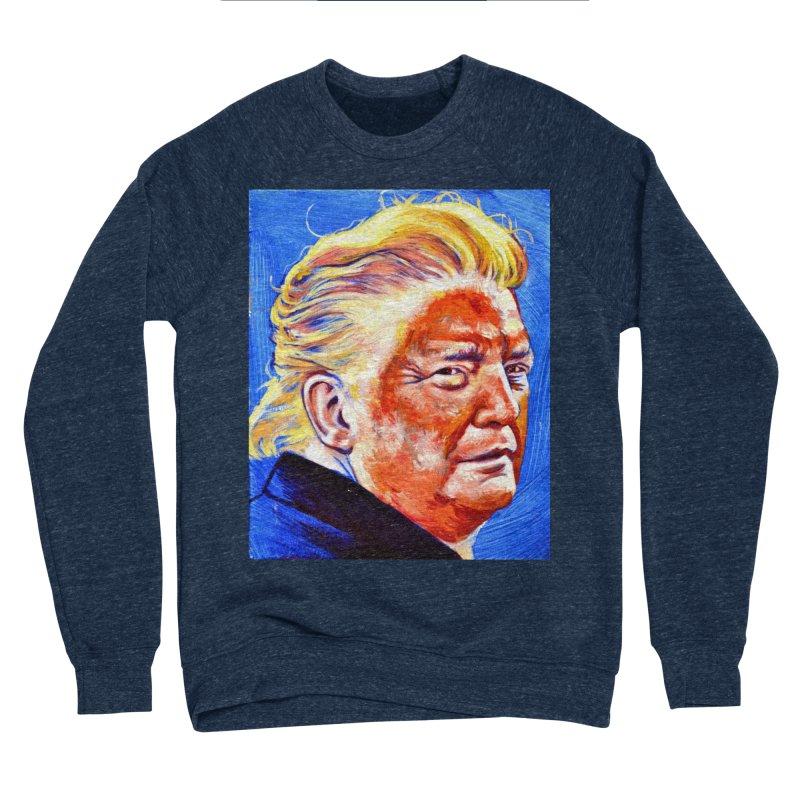 """orange Men's Sponge Fleece Sweatshirt by Art Prints by Seama available under """"Home"""""""