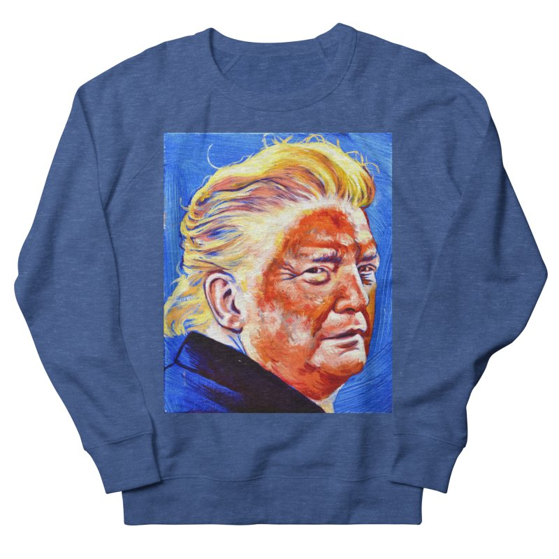 """orange Men's French Terry Sweatshirt by Art Prints by Seama available under """"Home"""""""