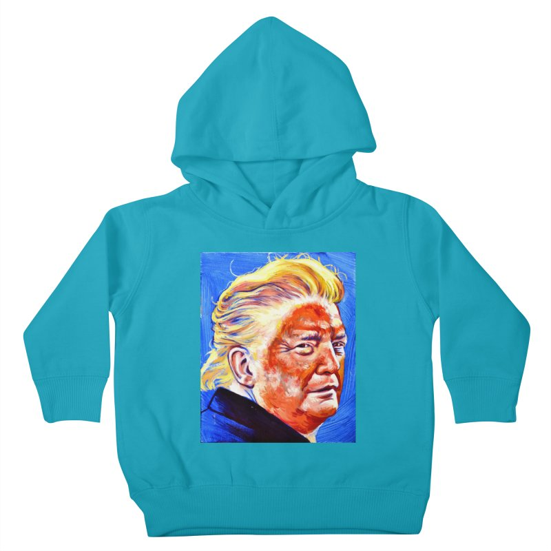 """orange Kids Toddler Pullover Hoody by Art Prints by Seama available under """"Home"""""""