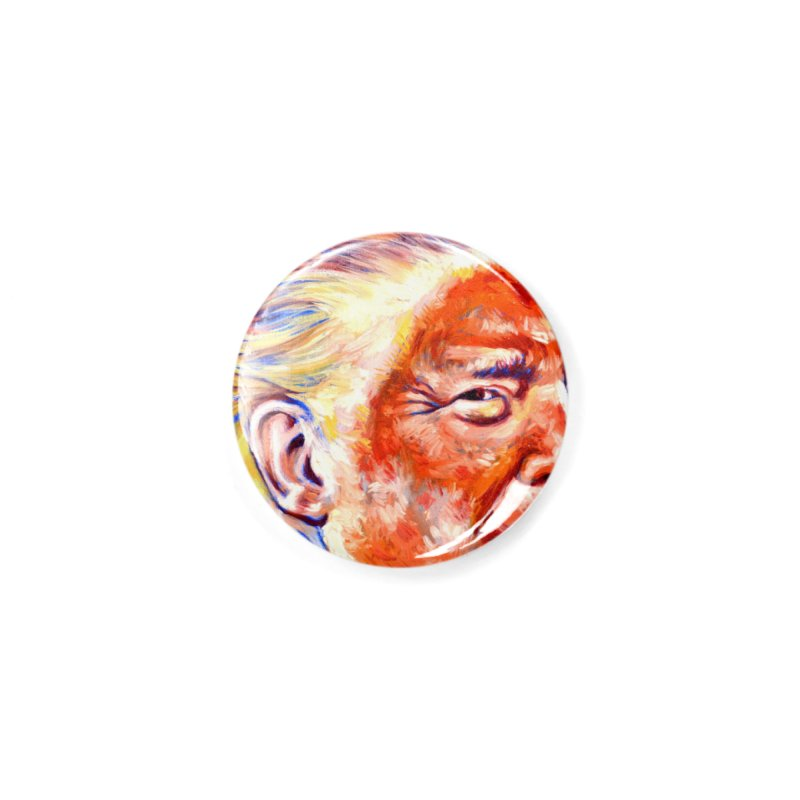 """orange Accessories Button by Art Prints by Seama available under """"Home"""""""