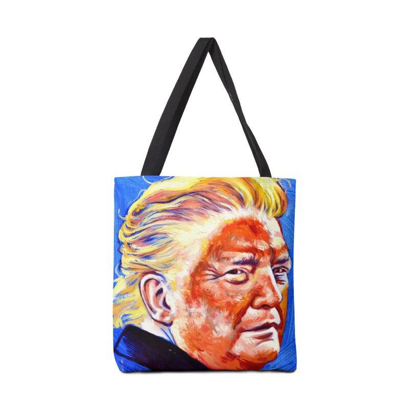 "orange Accessories Tote Bag Bag by Art Prints by Seama available under ""Home"""