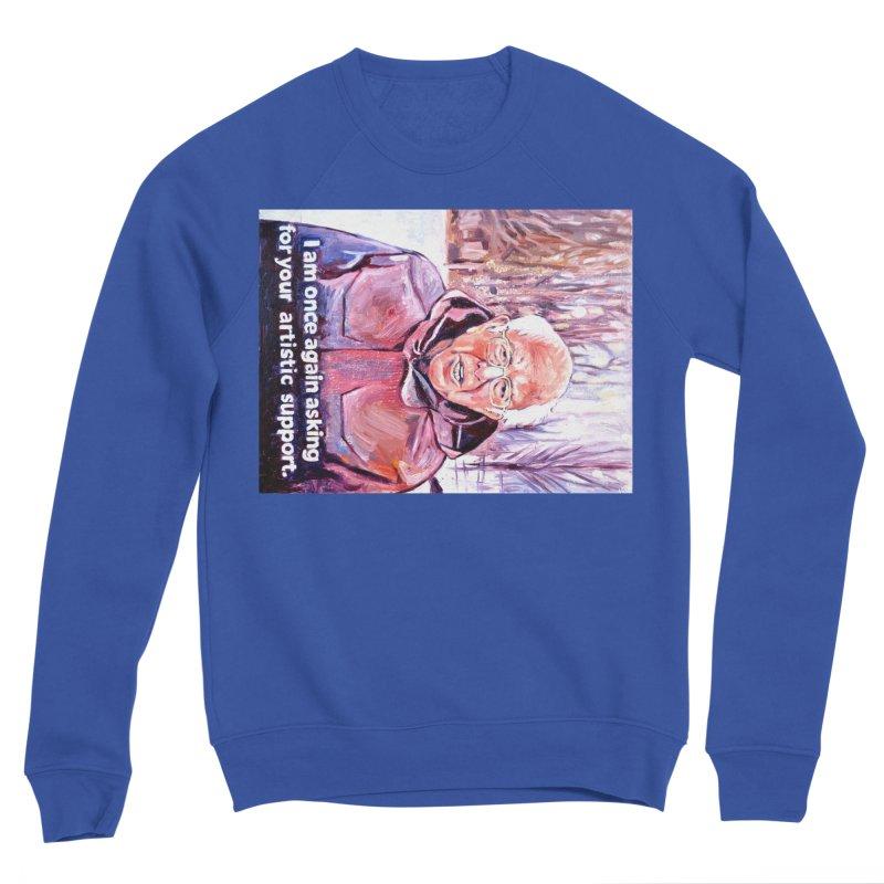"""bernie Men's Sponge Fleece Sweatshirt by Art Prints by Seama available under """"Home"""""""