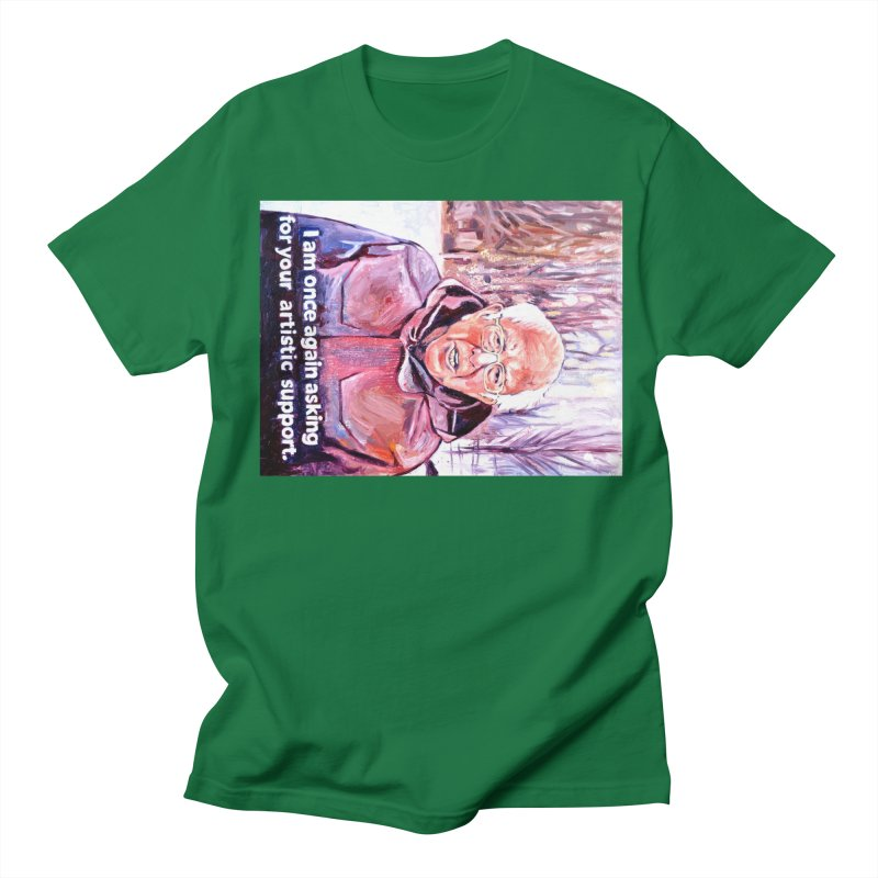"bernie Men's Regular T-Shirt by Art Prints by Seama available under ""Home"""