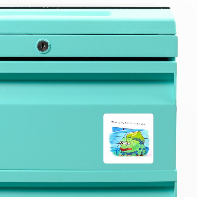 """pepesaur Accessories Magnet by Art Prints by Seama available under """"Home"""""""